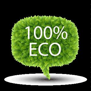 100 procent eco